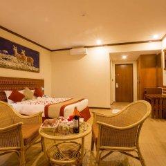 Отель Rupakot Resort Непал, Лехнат - отзывы, цены и фото номеров - забронировать отель Rupakot Resort онлайн комната для гостей фото 4