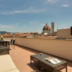 Отель Rondinelli Terrace Италия, Флоренция - отзывы, цены и фото номеров - забронировать отель Rondinelli Terrace онлайн балкон