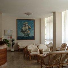Отель Albergo B&b Serafini Римини интерьер отеля