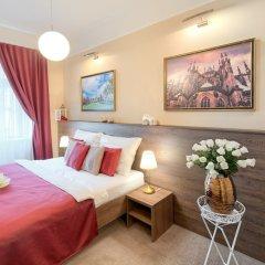 Отель Residence Milada Чехия, Прага - отзывы, цены и фото номеров - забронировать отель Residence Milada онлайн комната для гостей фото 10