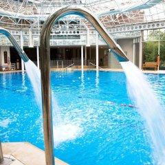 Hilton Birmingham Metropole Hotel бассейн