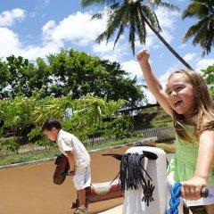 Отель Heritage Le Telfair Golf & Wellness Resort детские мероприятия фото 2