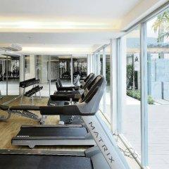 Отель Locals Sathorn Siamese Nang Linchee Бангкок фитнесс-зал фото 3