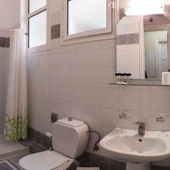 Отель Cecil Афины ванная
