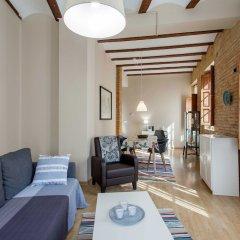 Апартаменты Apartment Ruzafa Sornells комната для гостей фото 5