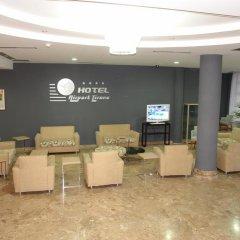 Отель Airport Tirana Албания, Тирана - отзывы, цены и фото номеров - забронировать отель Airport Tirana онлайн интерьер отеля