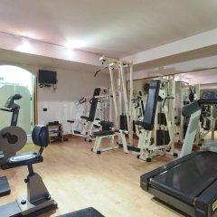 Grand Hotel Tiberio фитнесс-зал фото 3
