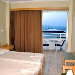 Отель Zephyros Hotel Греция, Кос - 1 отзыв об отеле, цены и фото номеров - забронировать отель Zephyros Hotel онлайн балкон