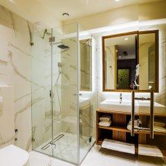 Отель Maison Royale Сербия, Белград - отзывы, цены и фото номеров - забронировать отель Maison Royale онлайн ванная фото 2