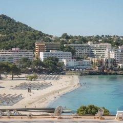 Отель Apartamentos Sun Beach пляж фото 2