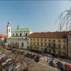 Апартаменты P&o Apartments Dluga Варшава фото 7