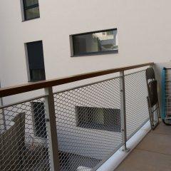 Отель Nice Booking - Myriazur Moderne Balcon балкон