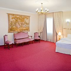 Отель Бристоль Краснодар комната для гостей фото 4
