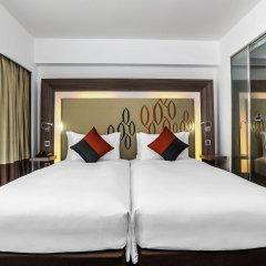 Отель Novotel Bangkok Silom Road комната для гостей фото 3
