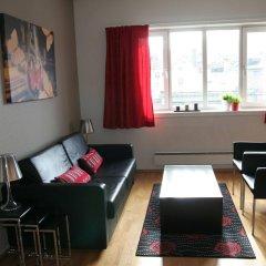 Отель Ole Bull Hotel & Apartments Норвегия, Берген - отзывы, цены и фото номеров - забронировать отель Ole Bull Hotel & Apartments онлайн комната для гостей