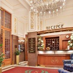 Hotel Olympia Карловы Вары интерьер отеля