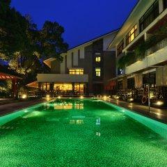 Отель Landison Longjing Resort бассейн фото 3