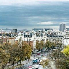 Отель Novotel Paris 14 Porte d'Orléans Франция, Париж - 3 отзыва об отеле, цены и фото номеров - забронировать отель Novotel Paris 14 Porte d'Orléans онлайн пляж фото 2