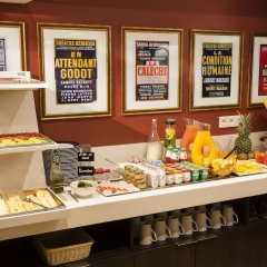 Hotel Les Théâtres питание фото 3