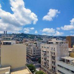 Апарт- Diana Seaport Израиль, Хайфа - отзывы, цены и фото номеров - забронировать отель Апарт-Отель Diana Seaport онлайн балкон