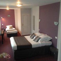 Отель Hostellerie Excalibur Франция, Сомюр - отзывы, цены и фото номеров - забронировать отель Hostellerie Excalibur онлайн комната для гостей фото 3