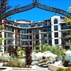 Отель Boutique Rose Gardens Beach & SPA Hotel Болгария, Поморие - отзывы, цены и фото номеров - забронировать отель Boutique Rose Gardens Beach & SPA Hotel онлайн бассейн фото 3