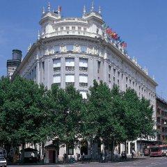 Отель NH Nacional Испания, Мадрид - 2 отзыва об отеле, цены и фото номеров - забронировать отель NH Nacional онлайн вид на фасад фото 2