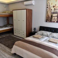 Апартаменты Corvin Point Rooms and Apartments комната для гостей фото 7