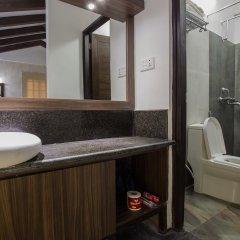 Отель Raniban Retreat Непал, Покхара - отзывы, цены и фото номеров - забронировать отель Raniban Retreat онлайн ванная