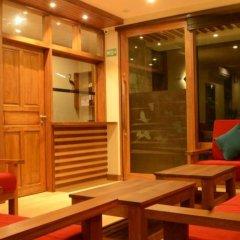 Отель Maakanaa Lodge сауна