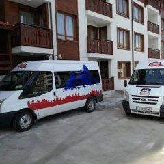 Отель Panorama Resort Банско городской автобус