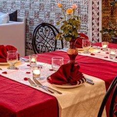 Отель Amour d'auberge питание фото 3