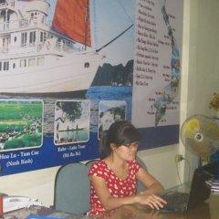 Отель Alibaba Hotel Вьетнам, Ханой - отзывы, цены и фото номеров - забронировать отель Alibaba Hotel онлайн интерьер отеля фото 2