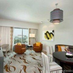 Отель Hilton Capital Grand Abu Dhabi ОАЭ, Абу-Даби - отзывы, цены и фото номеров - забронировать отель Hilton Capital Grand Abu Dhabi онлайн комната для гостей фото 3
