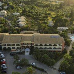 Art Hotel Debono парковка