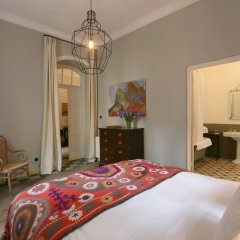 Отель Mimi Calpe Марокко, Танжер - отзывы, цены и фото номеров - забронировать отель Mimi Calpe онлайн комната для гостей фото 5