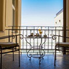 Hotel Liberty Прага балкон