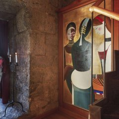 Отель Torre Di San Gimignano Италия, Сан-Джиминьяно - отзывы, цены и фото номеров - забронировать отель Torre Di San Gimignano онлайн интерьер отеля