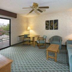Отель Borrego Springs Resort and Spa комната для гостей фото 4