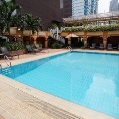 Hotel Grand Pacific бассейн фото 3