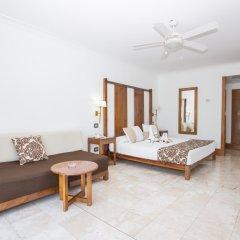 Отель Be Live Experience Hamaca Beach - All Inclusive Доминикана, Бока Чика - 1 отзыв об отеле, цены и фото номеров - забронировать отель Be Live Experience Hamaca Beach - All Inclusive онлайн комната для гостей фото 4