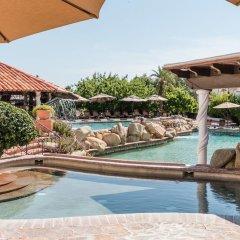 Отель Spacious Villa + Pool + Gym Кабо-Сан-Лукас бассейн