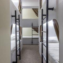 Хостел Hi комната для гостей фото 4