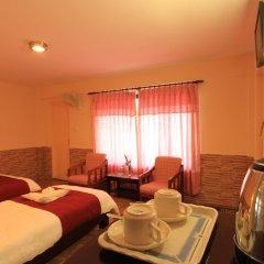 Отель Splendid View Непал, Покхара - отзывы, цены и фото номеров - забронировать отель Splendid View онлайн в номере фото 2