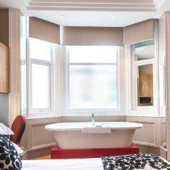Отель Drakes Hotel Великобритания, Кемптаун - отзывы, цены и фото номеров - забронировать отель Drakes Hotel онлайн ванная фото 2