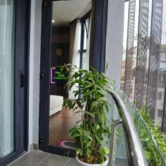 Отель Maika Condotel DaLat Далат балкон