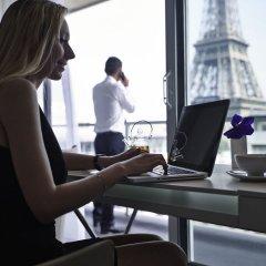Отель Pullman Paris Tour Eiffel Франция, Париж - 1 отзыв об отеле, цены и фото номеров - забронировать отель Pullman Paris Tour Eiffel онлайн фитнесс-зал фото 3