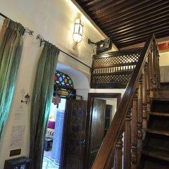 Отель Riad Adarissa Марокко, Фес - отзывы, цены и фото номеров - забронировать отель Riad Adarissa онлайн интерьер отеля