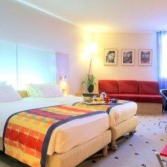 Park Inn by Radisson Nice Airport Hotel комната для гостей фото 5