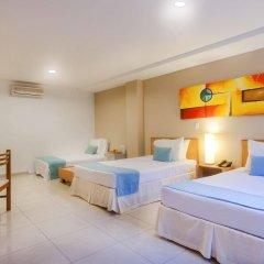 Отель MS Centenario Superior Колумбия, Кали - отзывы, цены и фото номеров - забронировать отель MS Centenario Superior онлайн комната для гостей фото 4
